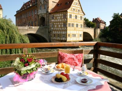 Bamberg zu Fuß und auf kulinarischem Weg