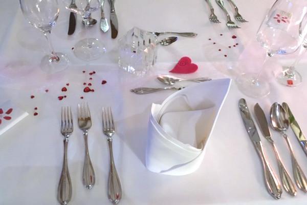 Dinieren für Verliebte