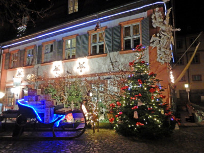 Wintertraum – Bamberg entdecken